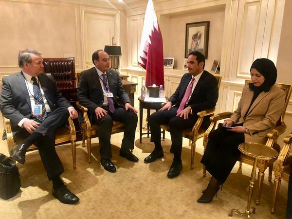Notable Chatter about Qatar: 27 September 2019